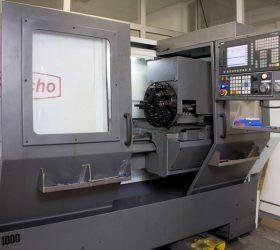 CNC sústruženie