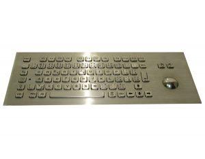 Anti-Vandal klávesnica