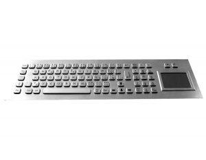 Antivandal klávesnice